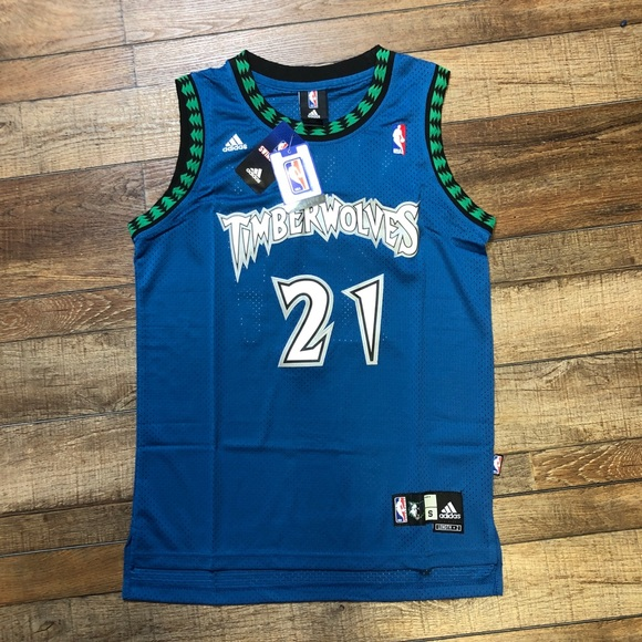 size 40 e4f0d 5348f NWT Kevin Garnett Timberwolves NBA Jersey 🔥🔥🔥 NWT
